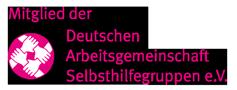 Logo Deutsche Arbeitsgemeinschaft Selbsthilfegruppen e.V.